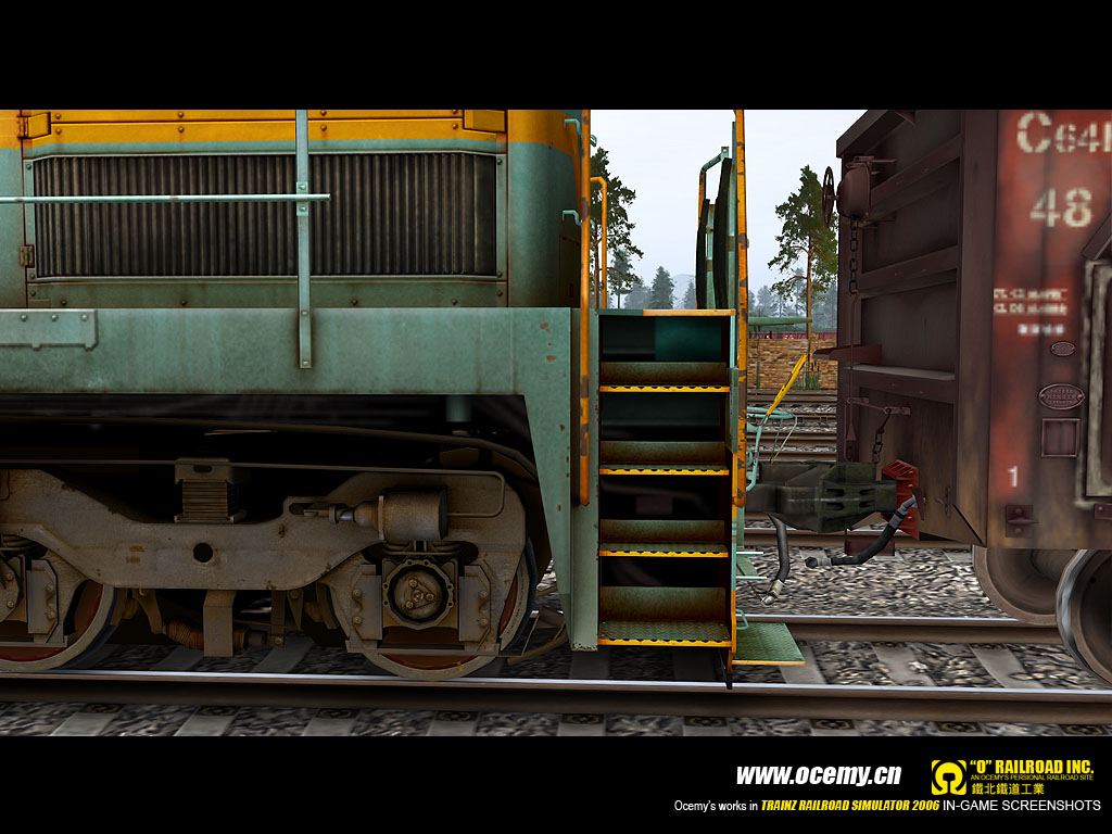 trainz simulator screenshots